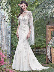 Radella Wedding Dress by Maggie Sottero   front