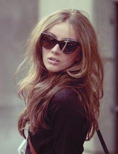 2013 Katlı Saç Kesimi Modelleri › Bakımlı Kadın