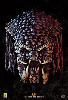 Geek News | 20th Century Fox have released a new poster for The Predator #ThePredator