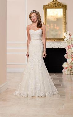 Stella York 6272 Stella York Best Bridal, Prom, and Pageant gowns in Delaware