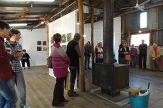 Prize announcements at 'Squares 2015', 17 May – 14 June 2015, Strathnairn Arts