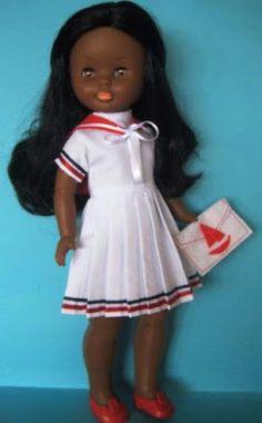 Yo fuí a EGB .Los años 60's y 70's.Los juguetes para niñas de los años 60 y 70. |yofuiaegb La EGB. Recuerdos de los años 60 y 70. Memories of 60's and 70's. Vintage, Style, Vestidos, Old Games, Old Fashioned Toys, Girls Toys, Infancy, Souvenirs, Dressmaking