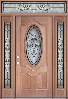 23 Designs To Choose From When Deciding On A Front Door | DIY ideas ...