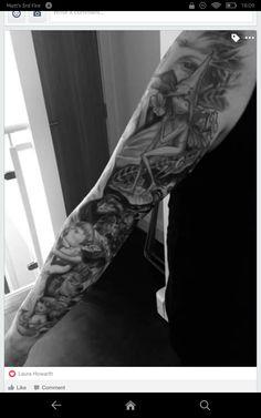 My Brian Froud sleeve