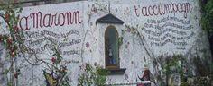 GIFFONI SEI CASALI: «'A Maronn t'accumpagn», il murales di Greepino nel borgo di Sieti