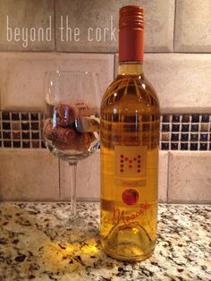 Beyond the Cork: Wednesday Wine Review: Starlight Peach Moscato