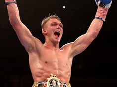 Nick Blackwell wakes from induced coma following Chris Eubank Jr fight