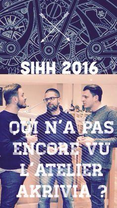 #snapchat spécial #sihh2016 suivez-nous sur @pmbcom