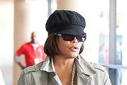 Whitney Houston Newsboy Cap