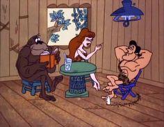 George des Dschungels @ The Cartoon Scrapbook - TV- Cinéma - Supper Love ! Retro Cartoons, Old Cartoons, Classic Cartoons, Vintage Cartoon, Classic Cartoon Characters, Cartoon Tv Shows, Favorite Cartoon Character, Scrapbook, Jungle Cartoon