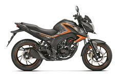 Honda CB Hornet 160R Special Edition Launched https://blog.gaadikey.com/honda-cb-hornet-160r-mars-orange-and-striking-green-color/