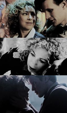 """Find her. Find River Song and tell her something from me..."" ""Well, I'm sure she k n o w s."""