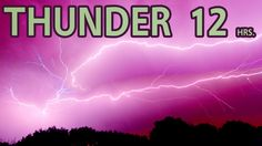 Thunderstorm Natural Sound -  Ultimate Natural Sounds - Thunderstorm  We...