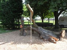 natural playground | natural playground commissioned by the BBC for Sunderland Carers ...