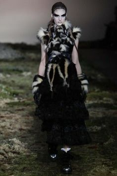 Alexander McQueen show.Collections - SHOWstudio - The Home of Fashion Film