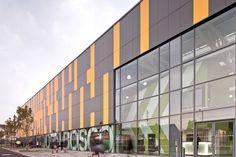 St John Bosco Art College, Liverpool, Liverpool, 2014 - BDP