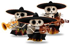 An animation project by Ritxi Ostáriz all about Day of the Dead. Great for Spanish classes!