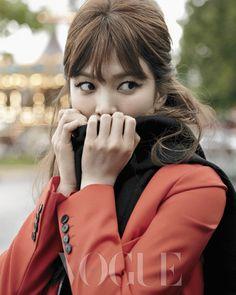 Song Hye-gyo // Vogue Korea