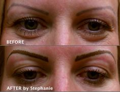 The bold and not so beautiful. Understated brows are under rated. Eyebrow Sculpting, Permanent Makeup, Luxury Beauty, Good To Know, Eyebrows, Mistakes, Beautiful, Eye Brows, Eyebrow