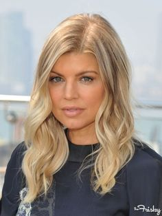 I love Fergie's hair here!