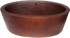 The Hardware Market  - Double Wall Oval Hammered Copper Tub, $5,900.00 (http://thehardwaremarket.com/bath/double-wall-oval-hammered-copper-tub/)