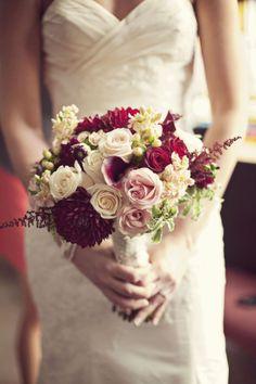 Photo by Kim. #WeddingFloristsMN #WeddingFlowers