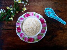 Coconut quinoa pudding (gluten and sugar-free)