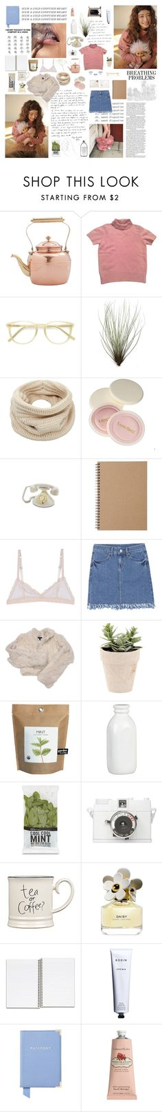"""""""about me / sobre mi / sobre mim [ 1 ]"""" by cocula ❤ liked on Polyvore featuring Old Dutch, Kenzo, Ace, Helmut Lang, Paul Frank, Lancôme, CO, Muji, Hoff By Hoff and Bebe"""