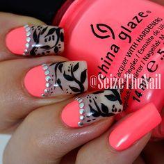 Instagram media by seizethenail #nail #nails #nailart