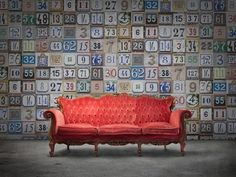 Hey, look at this wallpaper from Rebel Walls, House Numbers! #rebelwalls #wallpaper #wallmurals