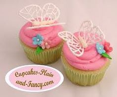 cool butterfly cupcakes - Google Search