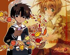 Shaoran y Sakura
