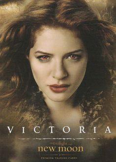 Twilight saga New Moon trading card Victoria 11