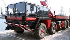 (c) www.hadel.net Heavy Duty Trucks, Heavy Truck, Offroad, Army Vehicles, Classic Trucks, Cool Trucks, Heavy Equipment, Transportation, Autos