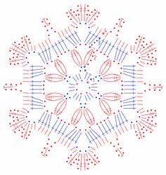 FREE DIAGRAM ~ snowflake