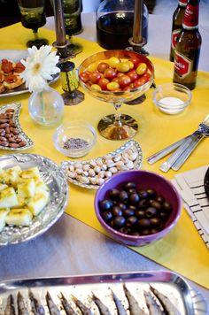 Tapas Bento Recipes, Good Enough To Eat, Andalusia, Food Art, Karma, Spain, Dinner, Spanish Tapas, Gourmet Recipes