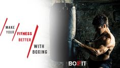 Make Your #Fitness Better With #Boxing - Boxfit. Join #BoxFit for #Strength #Workout Call us for more information @ 09910068243