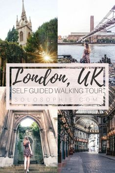 Here's a completely free Self Guided London Walking Tour on foot. In it, you'll find must-see history and culture sites that are well worth a visit in London, England.