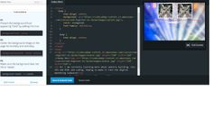 CodeAcademy teaching me how to create a well-designed webpage using #html #css