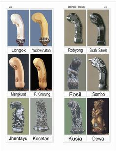 Cool Swords, Indonesian Art, Javanese, Knives And Swords, Pictures, Guns