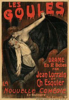Grand Guignol poster.