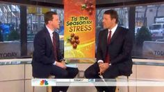 Tony Robbins on @todayshow discussing holiday stress and strategies for achieving in what can be a difficult time of year.