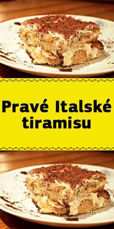 Tiramisu, Cheesecake, Ethnic Recipes, Food, Essen, Cheesecakes, Meals, Tiramisu Cake, Yemek