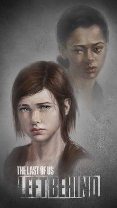 I'm Sorry - The Last Of Us ( Left Behind ) Fan Art by istarlove.deviantart.com on @deviantART