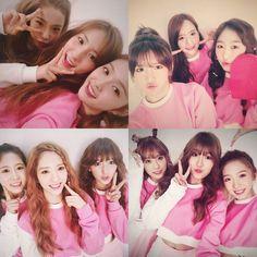 Joy unit, Sweet unit, Wonder unit & Natural unit