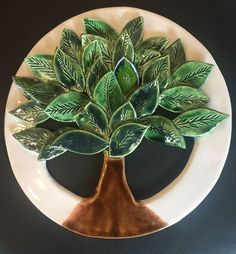 Newest No Cost Slab Pottery leaf Popular Ceramic leaf – Art Modern Slab Pottery, Ceramic Pottery, Pottery Art, Ceramic Art, Ceramics Projects, Clay Projects, Clay Crafts, Slab Ceramics, Modern Ceramics