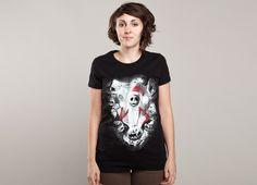 """Jack & Friends"" - Threadless.com - Best t-shirts in the world"