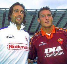 Batistuta & Totti
