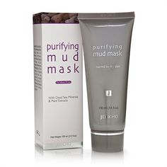 Jericho Purifying Mud Mask for Combination to Oily Skin 100gr   Formulated with Dead Sea Black Mud and Bees Wax this all-natural purifying mask boosts cell renewal revitalizes the skin and softens the pores.