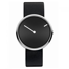 The Curve Watch 250 is a great example of the Jacob Jensen watch range. You can buy with confidence that your 250 Curve Watch is fully covered by the official Jacob Jensen warranty. Modern Watches, Cool Watches, Watches For Men, Simple Watches, Black Watches, Popular Watches, Dezeen Watch Store, Seiko Watches, Fashion Accessories